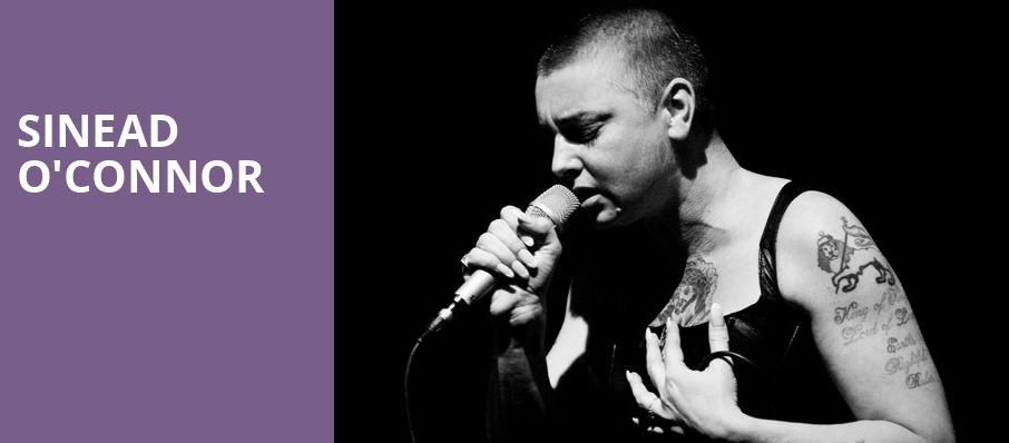 Sinead OConnor, City Winery Atlanta, Atlanta