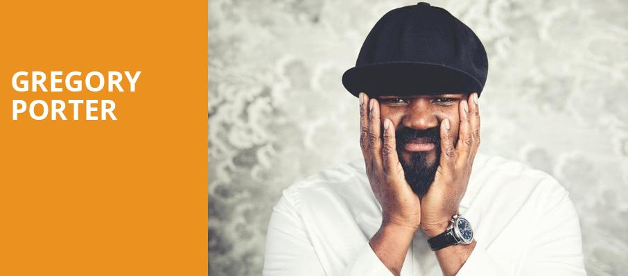 Gregory Porter, Mable House Amphitheatre, Atlanta