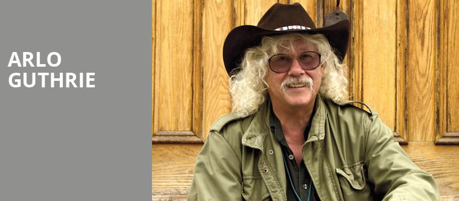 Arlo Guthrie, Variety Playhouse, Atlanta