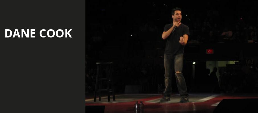 Dane Cook, Tabernacle, Atlanta