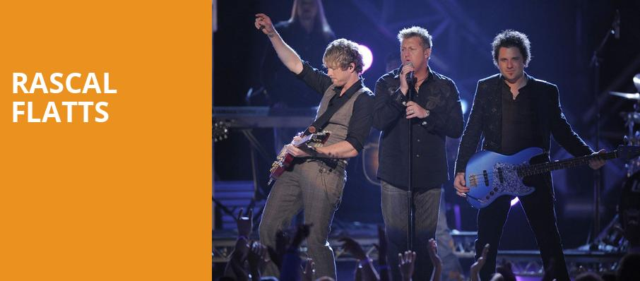 Rascal Flatts, Ameris Bank Amphitheatre, Atlanta