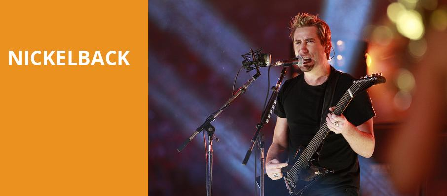 Nickelback, Verizon Wireless Amphitheatre, Atlanta
