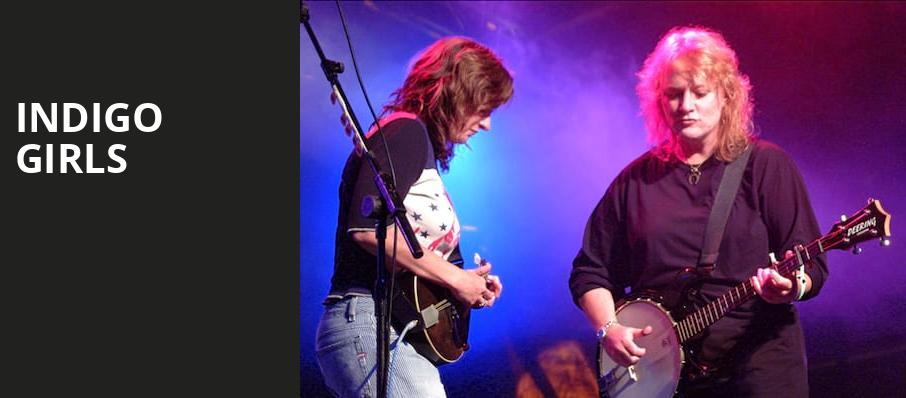 Indigo Girls, Atlanta Symphony Hall, Atlanta