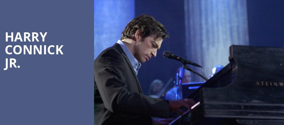 Harry Connick Jr, Cobb Energy Performing Arts Centre, Atlanta