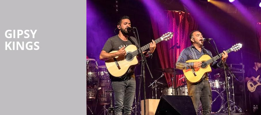 Gipsy Kings, Chastain Park Amphitheatre, Atlanta