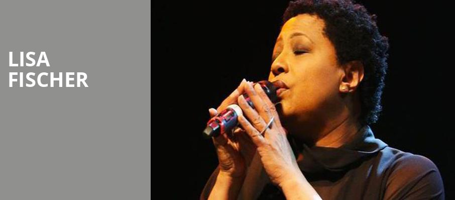 Lisa Fischer, City Winery Atlanta, Atlanta