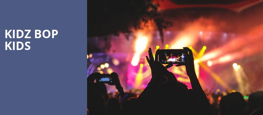 Kidz Bop Kids, Coca Cola Roxy Theatre, Atlanta