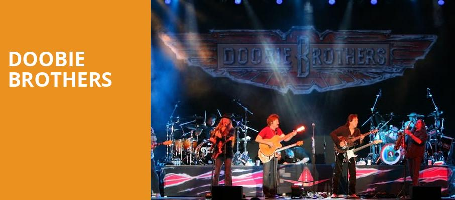 Doobie Brothers, Cobb Energy Performing Arts Centre, Atlanta