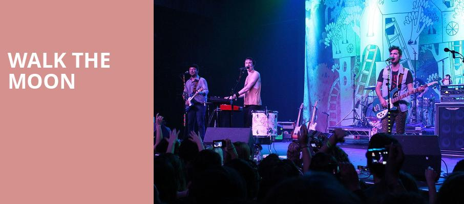 Walk the Moon, Coca Cola Roxy Theatre, Atlanta
