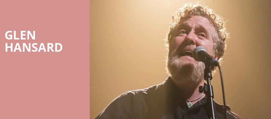 Glen Hansard, Tabernacle, Atlanta