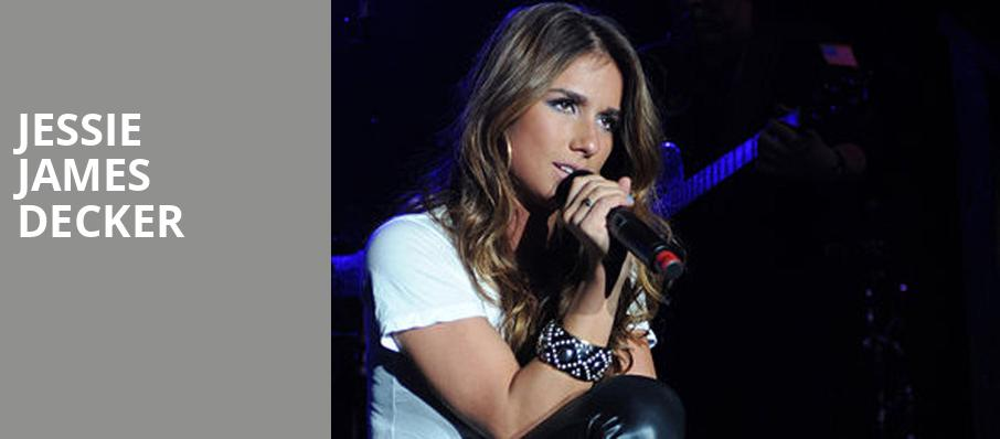 Jessie James Decker, Buckhead Theatre, Atlanta