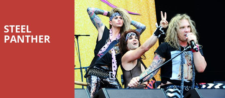 Steel Panther, Buckhead Theatre, Atlanta