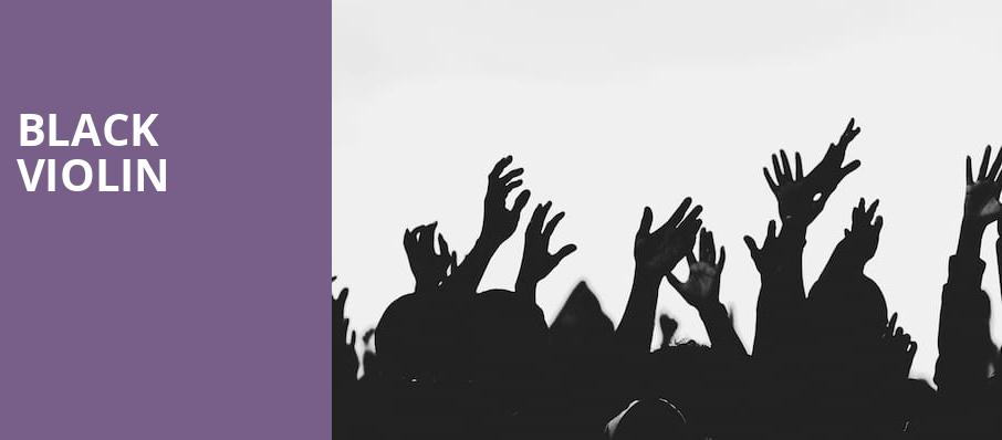 Black Violin, Atlanta Symphony Hall, Atlanta