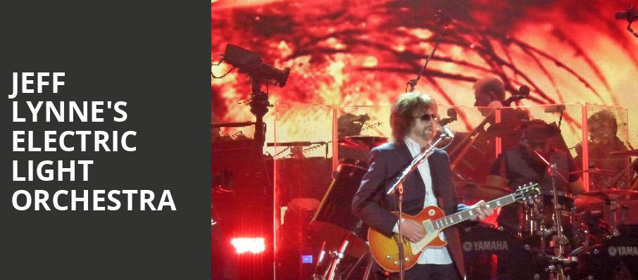 Jeff Lynnes Electric Light Orchestra, Philips Arena, Atlanta