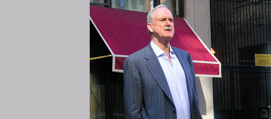 John Cleese, Atlanta Symphony Hall, Atlanta