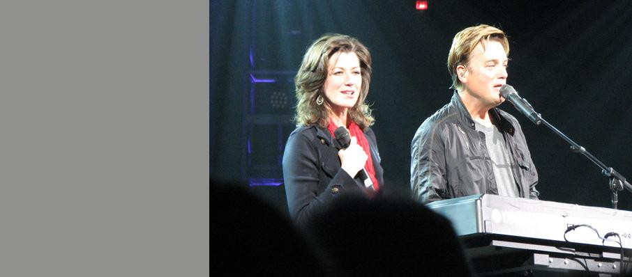 Amy Grant Michael W Smith, Infinite Energy Arena, Atlanta