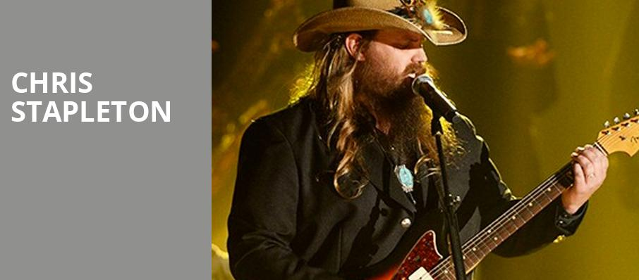 Chris Stapleton, Verizon Wireless Amphitheatre, Atlanta
