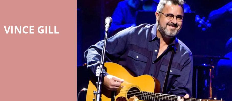 Vince Gill, Fabulous Fox Theater, Atlanta