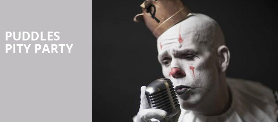 Puddles Pity Party, Fabulous Fox Theater, Atlanta