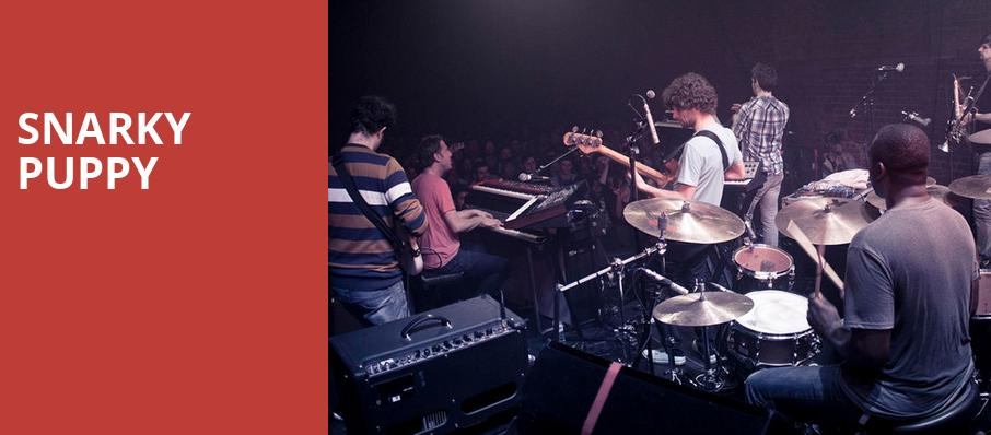 Snarky Puppy, Tabernacle, Atlanta