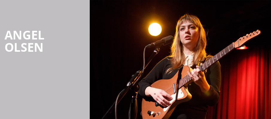 Angel Olsen, Variety Playhouse, Atlanta