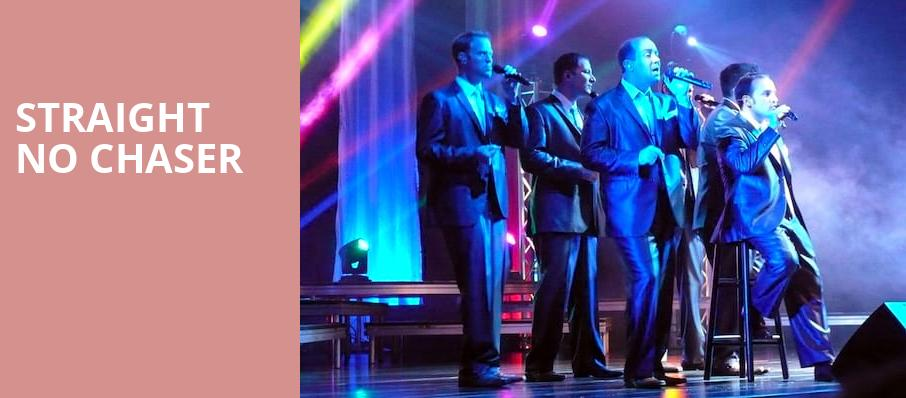 Straight No Chaser, Cobb Energy Performing Arts Centre, Atlanta