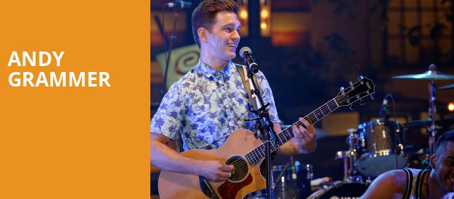 Andy Grammer, Variety Playhouse, Atlanta