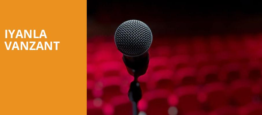 Iyanla Vanzant, Fabulous Fox Theater, Atlanta