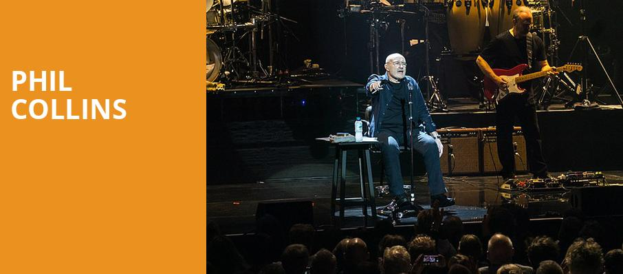 Phil Collins, Infinite Energy Arena, Atlanta