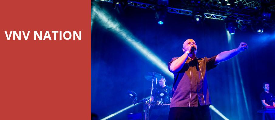 VNV Nation, Kennys Alley, Atlanta