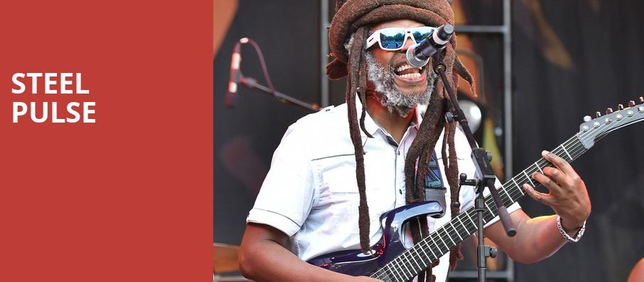 Steel Pulse, Variety Playhouse, Atlanta