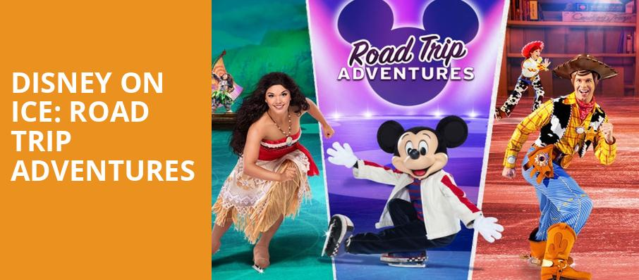 Disney On Ice Road Trip Adventures, State Farm Arena, Atlanta