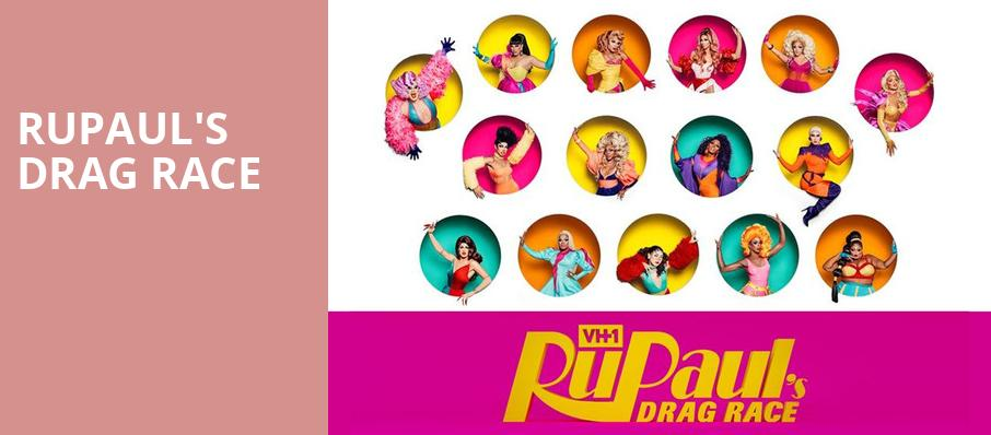 RuPauls Drag Race, Center Stage Theater, Atlanta
