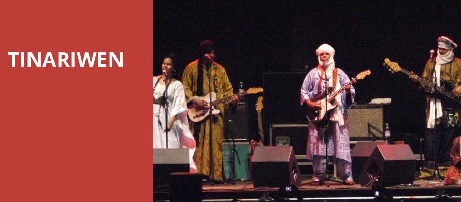 Tinariwen, Variety Playhouse, Atlanta