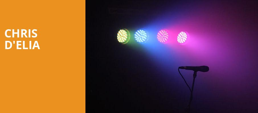 Chris DElia, Tabernacle, Atlanta