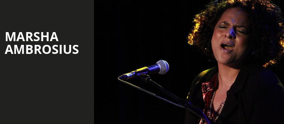 Marsha Ambrosius, City Winery Atlanta, Atlanta