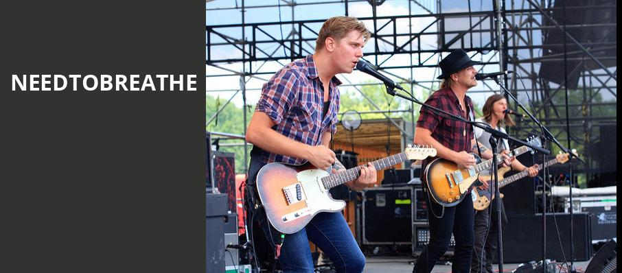 Needtobreathe, Verizon Wireless Amphitheatre, Atlanta