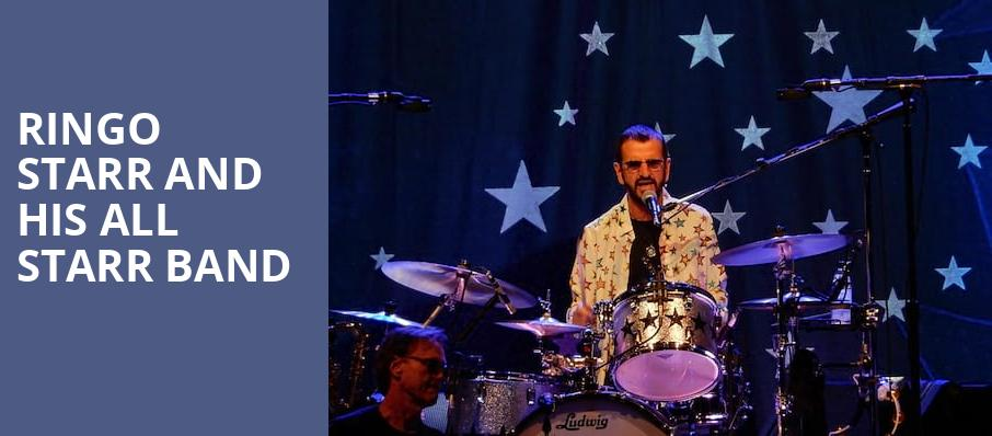 Ringo Starr And His All Starr Band, Fabulous Fox Theater, Atlanta