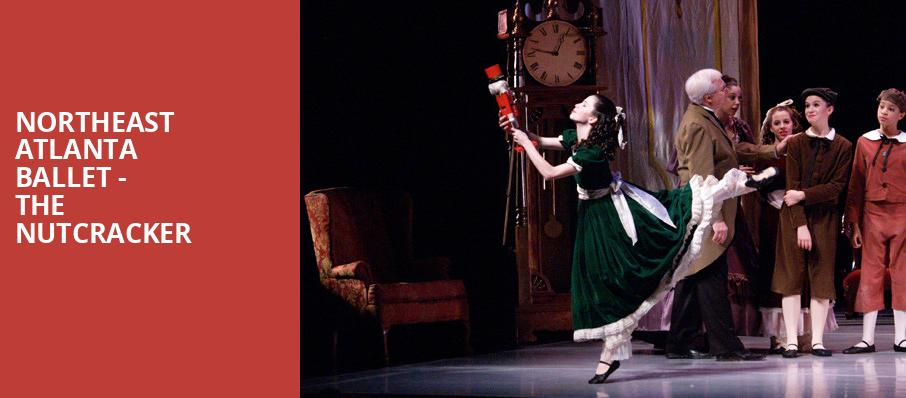 Northeast Atlanta Ballet The Nutcracker, Infinite Energy Theater, Atlanta