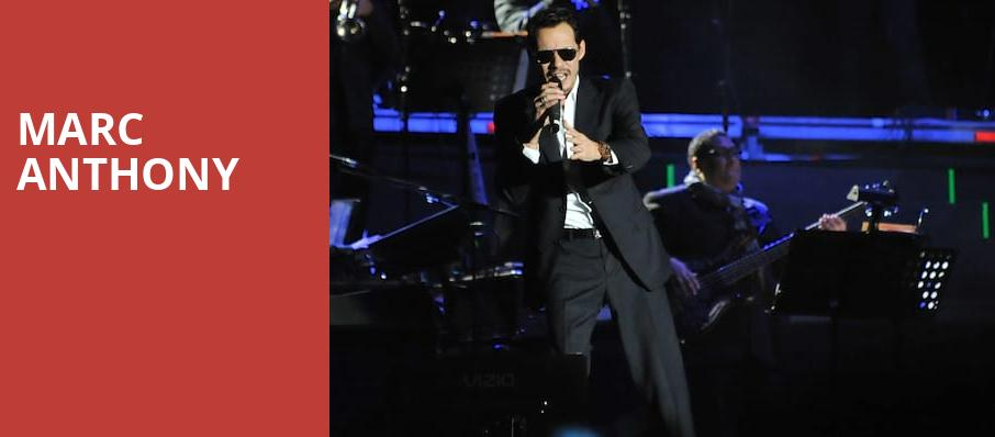 Marc Anthony, Philips Arena, Atlanta