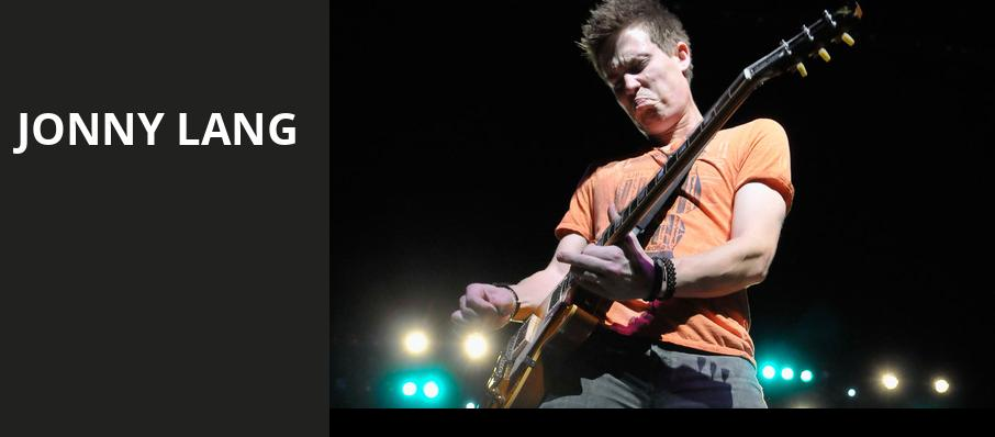 Jonny Lang, Center Stage Theater, Atlanta
