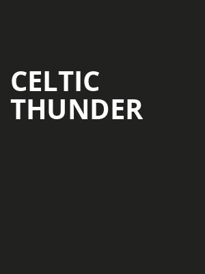 Celtic Thunder, Atlanta Symphony Hall, Atlanta