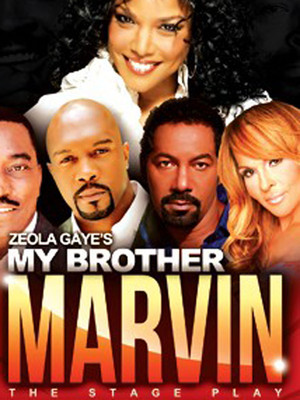 My Brother Marvin Poster