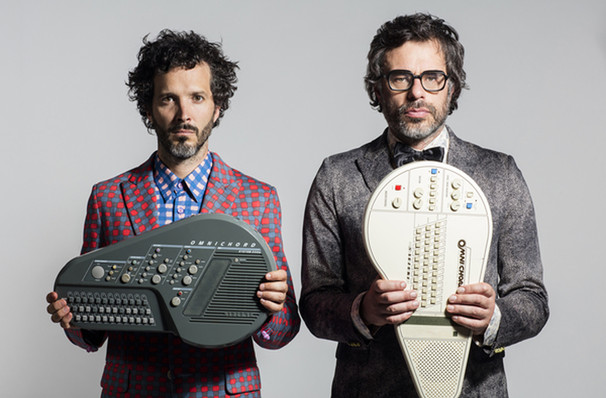 Flight of the Conchords, Chastain Park Amphitheatre, Atlanta