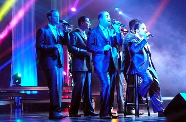 Straight No Chaser, Fabulous Fox Theater, Atlanta