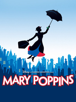 Mary Poppins at Fabulous Fox Theater