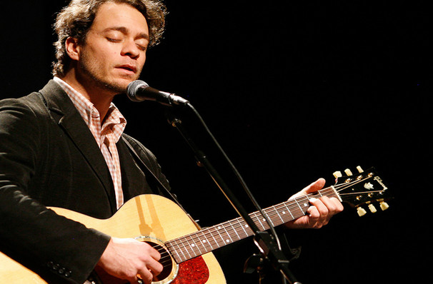 Amos Lee, Cobb Energy Performing Arts Centre, Atlanta