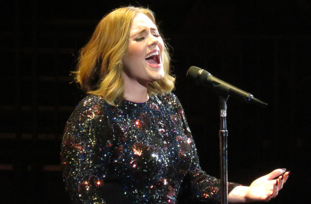 Adele, Philips Arena, Atlanta