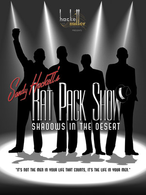 Sandy Hackett's Rat Pack Show at Cobb Energy Performing Arts Centre