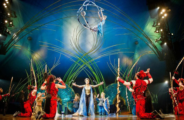 Amaluna is a touring show by Cirque du Soleil, created and directed by Diane Paulus. It premiered in Montréal, Quebec, Canada, on April 19, Loosely inspired by William Shakespeare's The Tempest, the story takes place on an island governed by goddesses. During a storm, a .